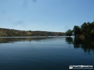 Piragua El Atazar;actividades senderismo madrid senderismo viajes viajes en semana santa